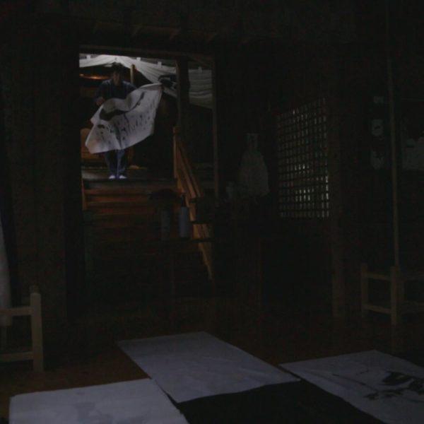 荒立神宮 お籠り