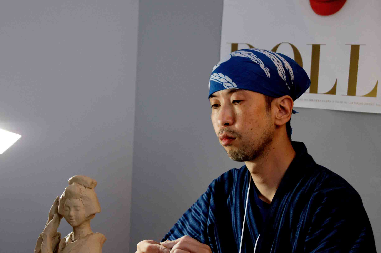 G20 博多人形作家