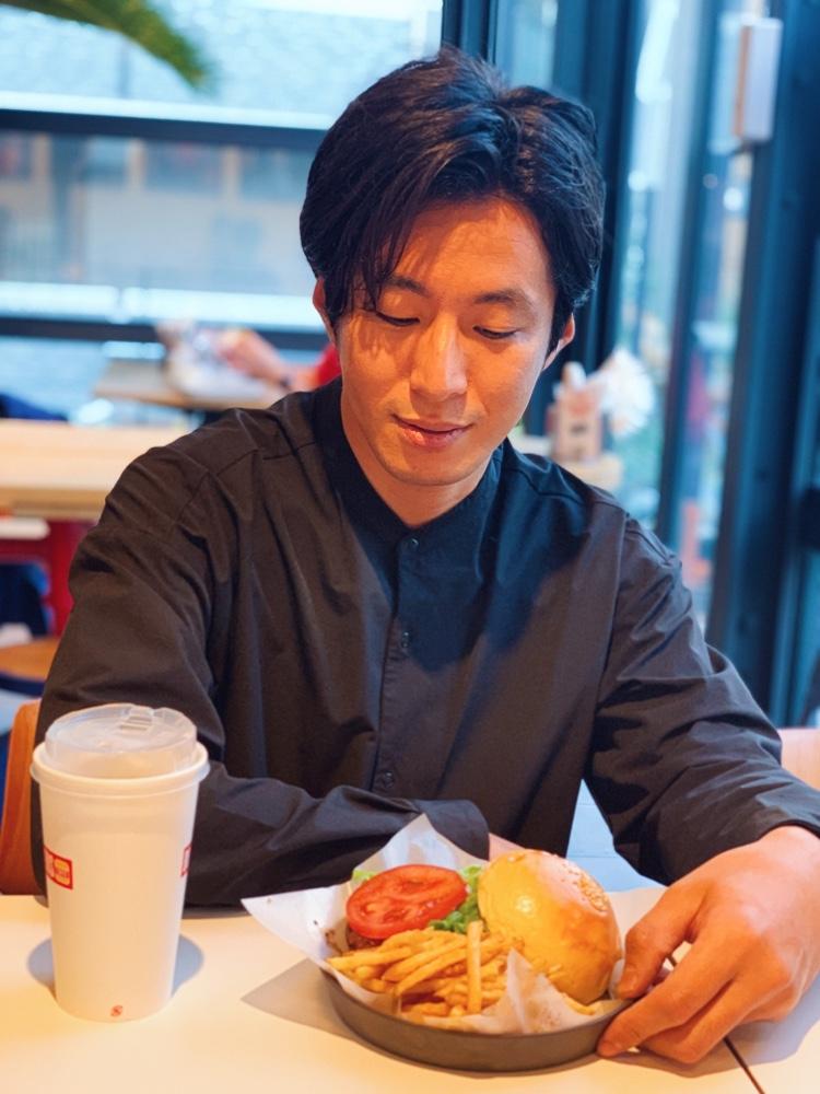 Burgers tokyo sugita visit
