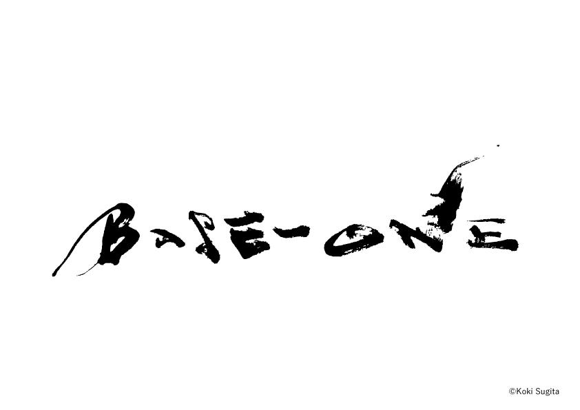 BASE-ONE 建物 ロゴ 館銘板