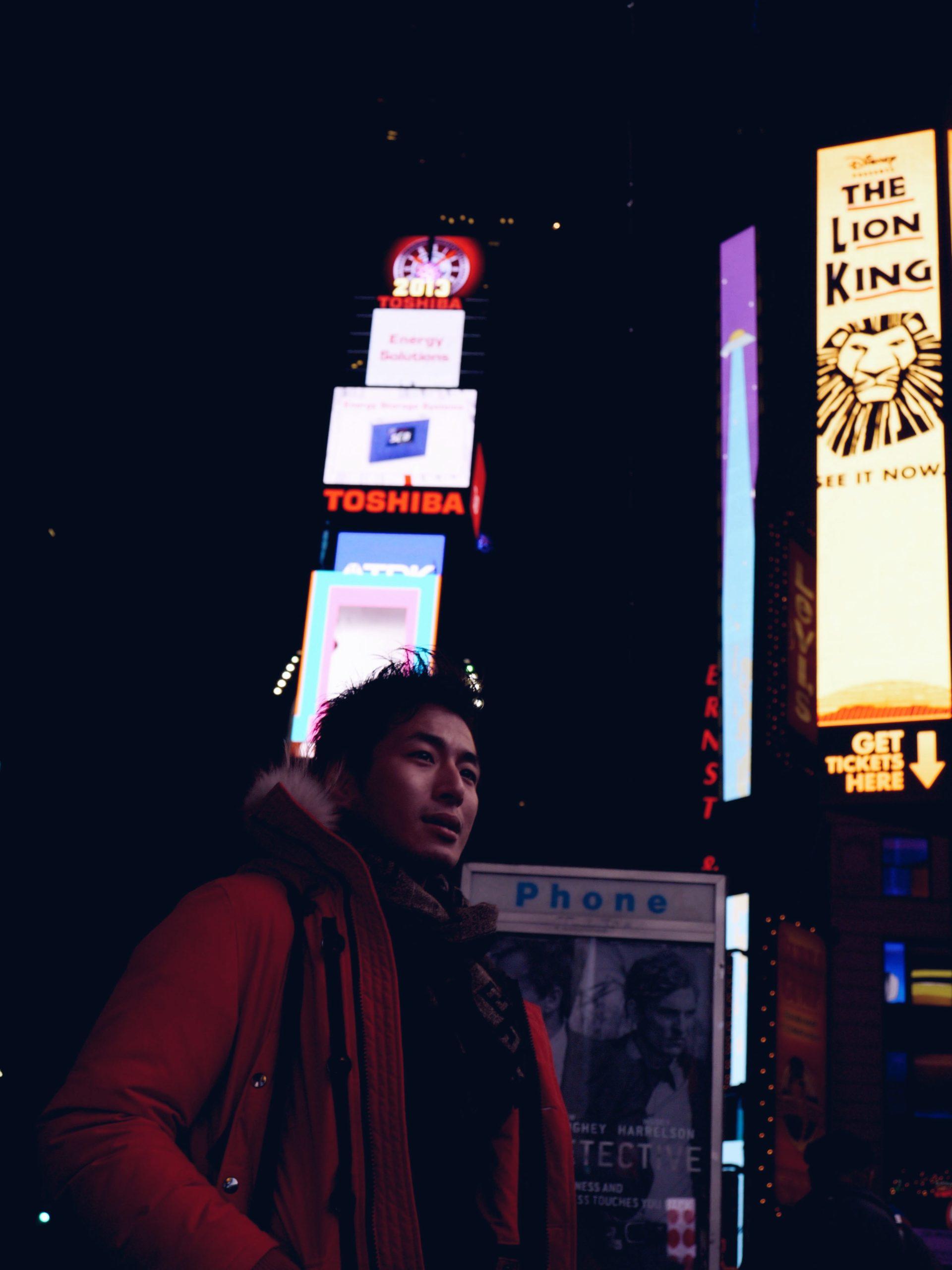 書道家 杉田廣貴 ニューヨーク